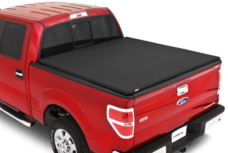 2012 Lincoln Mark LT Genesis Tri-Fold Tonneau Cover