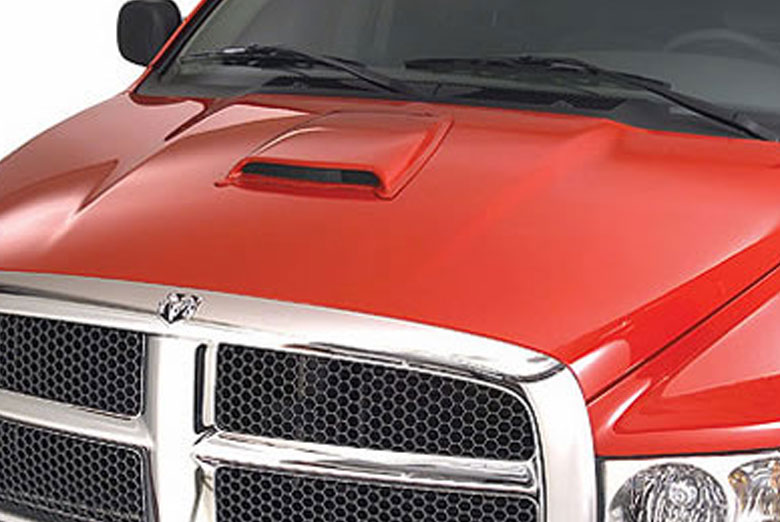 2009 Dodge Ram Hood Scoop Cowl