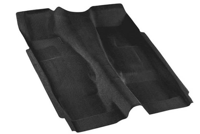 1976 Chevrolet  Van Pro-Line Black Replacement Carpet