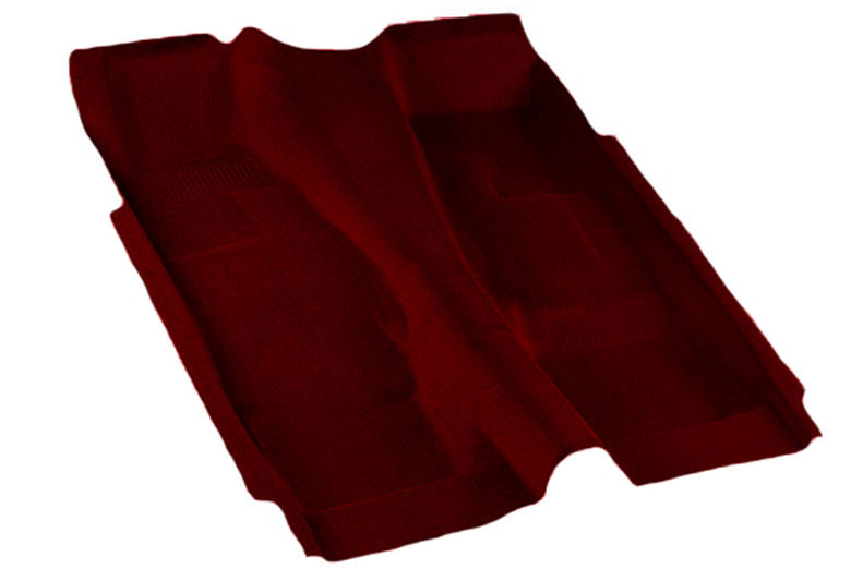 1976 Chevrolet  Van Pro-Line Dark Red Replacement Carpet