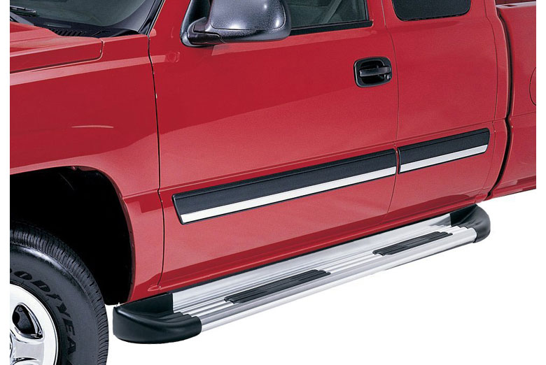 2005 Jeep  Grand Cherokee Trailrunner Brite Running Boards