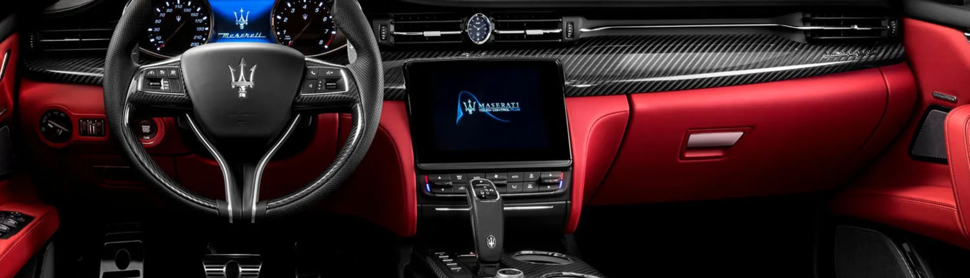 Maserati Custom Dash Kits