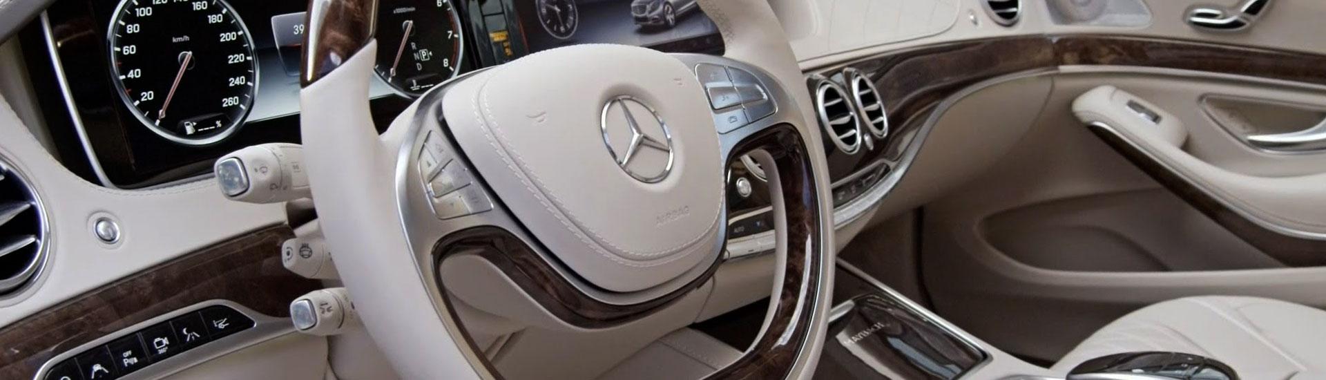 Mercedes-Benz Dash Kits   Custom Mercedes-Benz Dash Kit