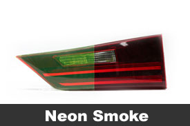 Neon Tail Light Tint Film