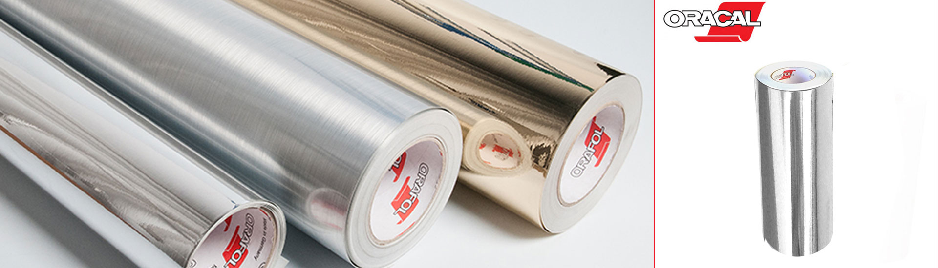 ORACAL® 351 Metallized Polyester Film