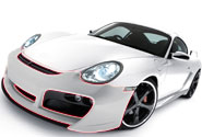 2004 Porsche Boxster Bumper Paint Protection Kits