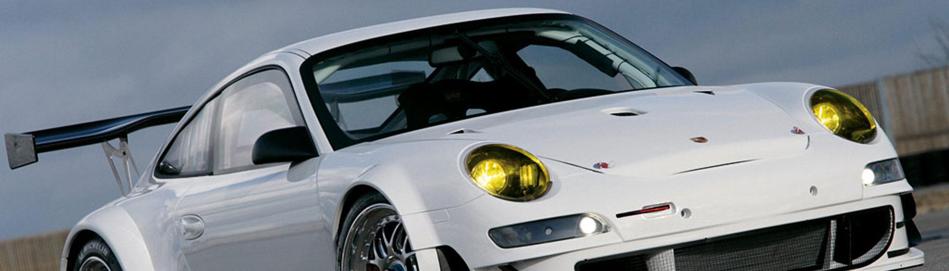 Porsche Headlight Tint