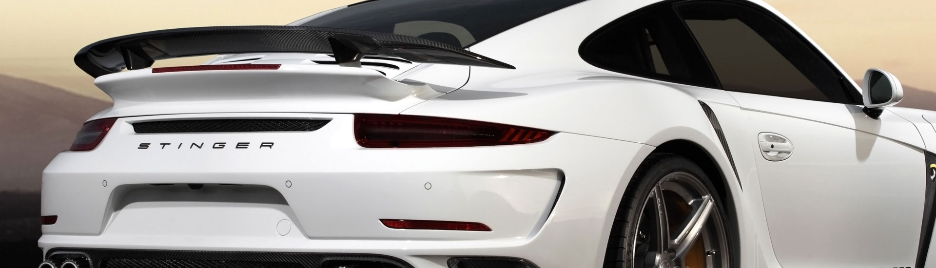 Porsche  Tail Light Tint Covers