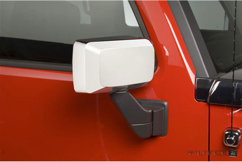 2008 Hummer H3 Mirror Covers