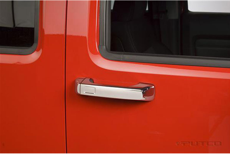 2008 Hummer H3 Door Handle Covers