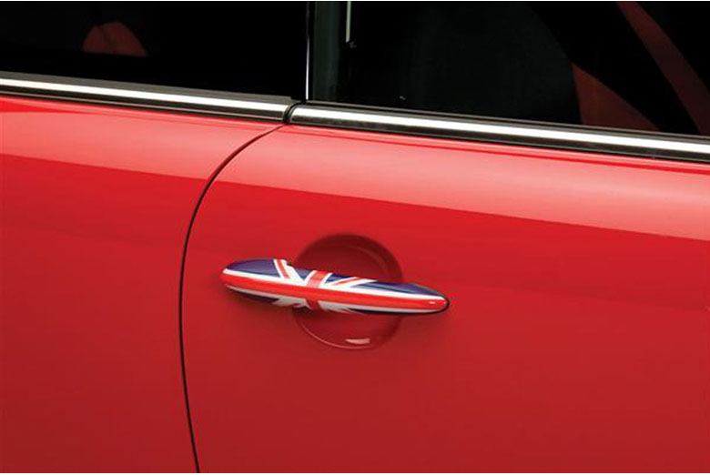 2007 MINI Cooper Door Handle Covers