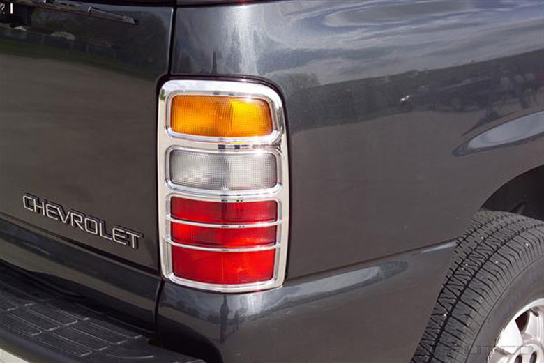 2006 Chevrolet Suburban Tail Light Bezels