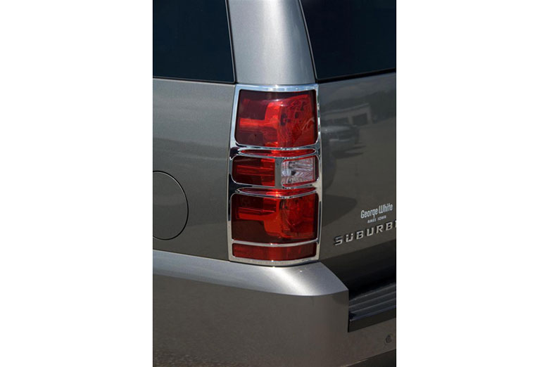 2013 Chevrolet Suburban Tail Light Bezels