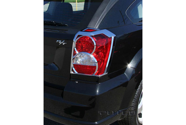 2010 Dodge Caliber Tail Light Bezels