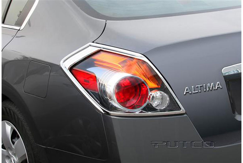 2012 Nissan Altima Tail Light Bezels