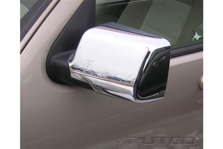 2009 Ford Explorer Sport Trac Mirror Covers