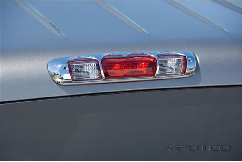 2009 Chevrolet Silverado Third Brake Light Cover