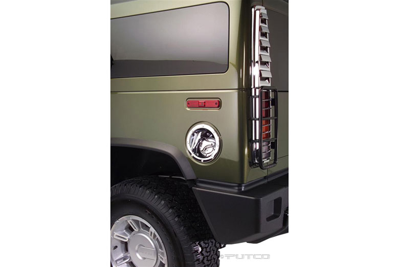 2003 Hummer H2 Fuel Door Cover