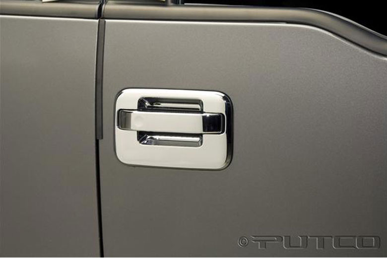 2009 Ford F-150 Door Handle Covers