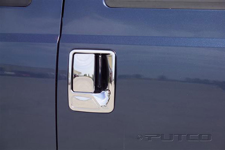 2007 Ford F-350 Door Handle Covers