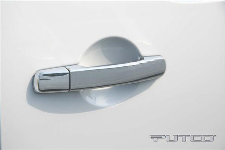 2008 Nissan Pathfinder Door Handle Covers