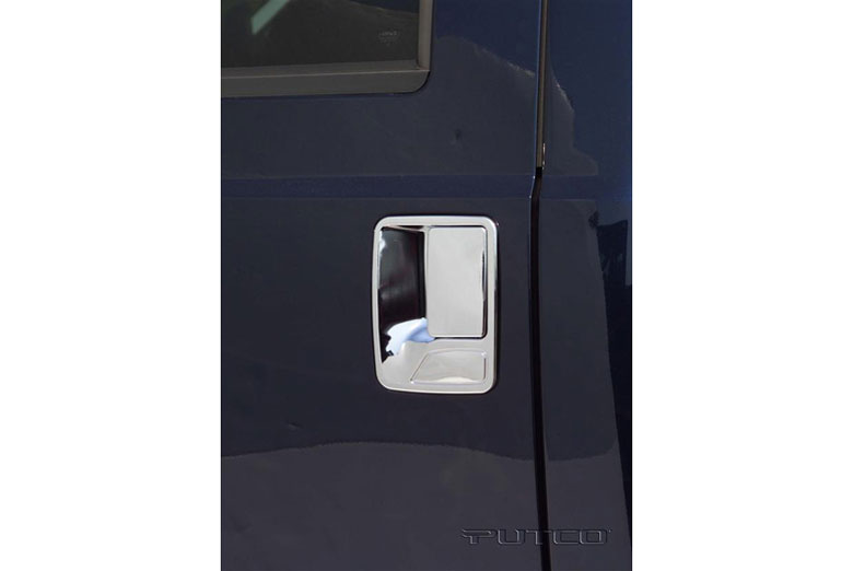 2014 Ford F-250 Door Handle Covers