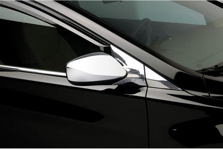 2013 Hyundai Avante Mirror Bracket Moldings Covers