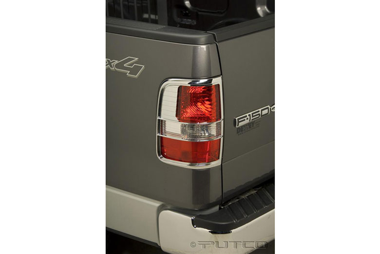 2008 Ford F-150 Tail Light Bezels