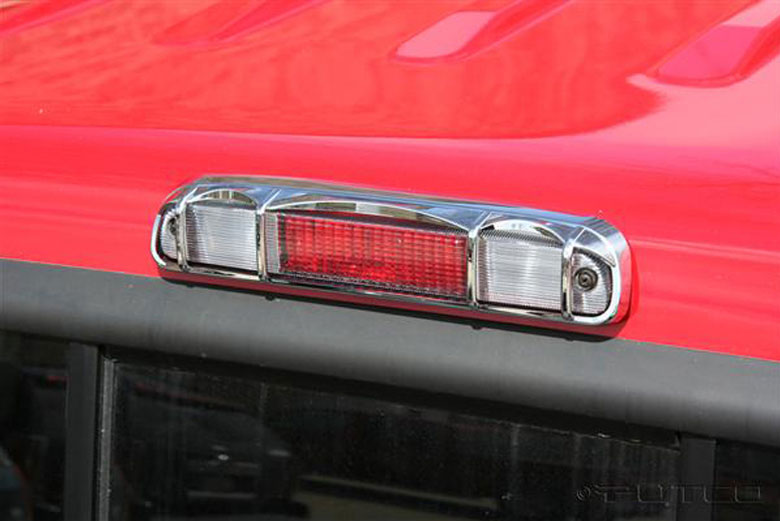 2014 Ford F-350 Third Brake Light Cover