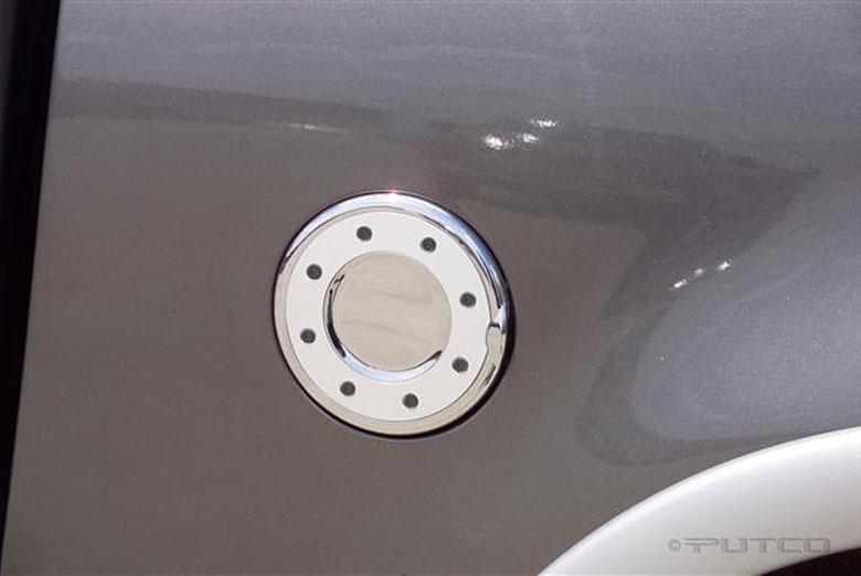 2009 Ford F-250 Fuel Door Cover