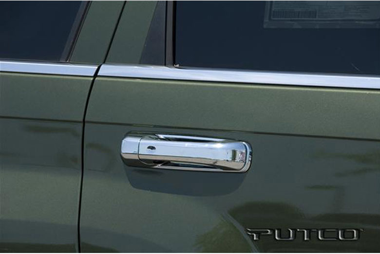 2012 Dodge Ram Door Handle Covers