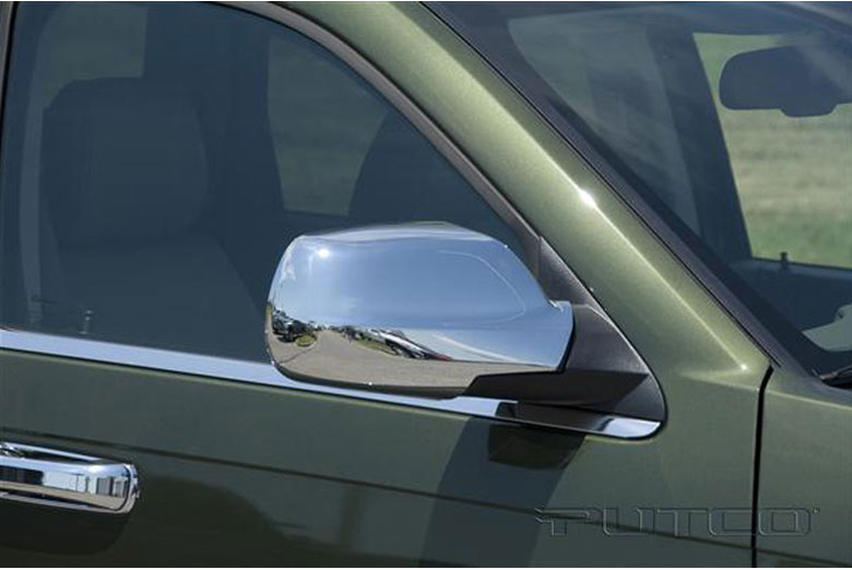 2006 Jeep Grand Cherokee Mirror Covers