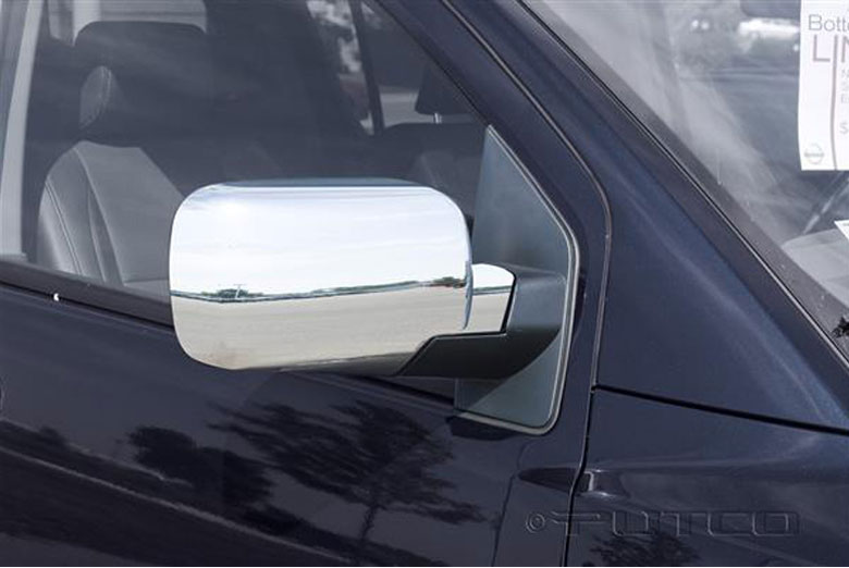 2006 Nissan Titan Mirror Covers