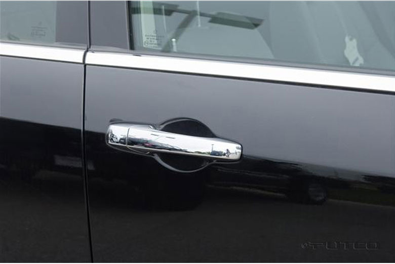 2011 Chrysler 200 Door Handle Covers