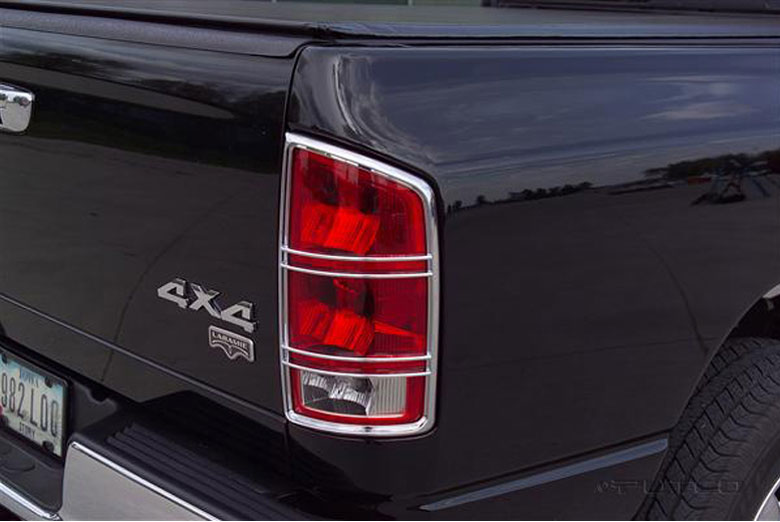 2005 Dodge Ram Tail Light Bezels
