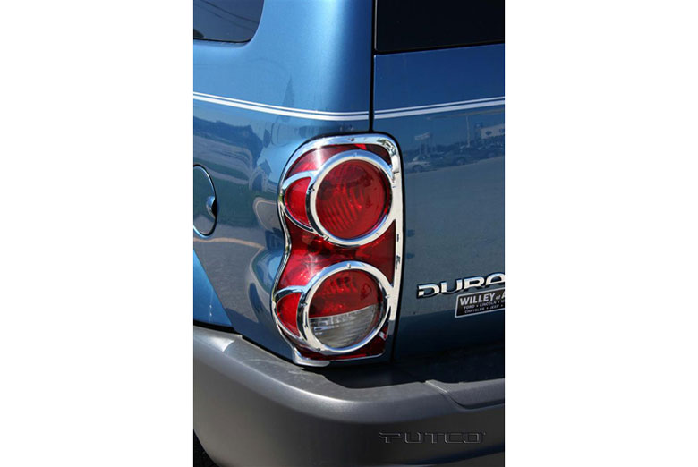2007 Dodge Durango Tail Light Bezels