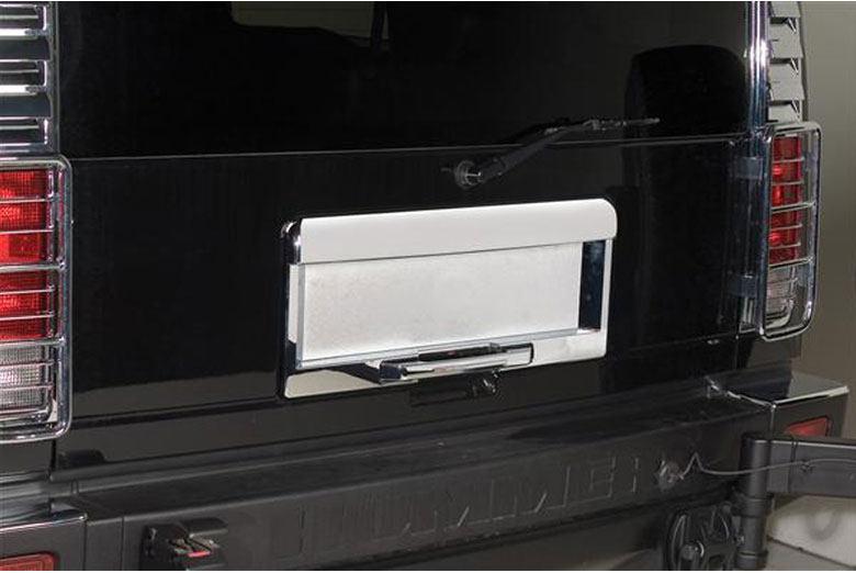 2003 Hummer H2 Rear License Frame
