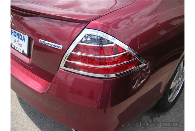 2006 Honda Accord Tail Light Bezels