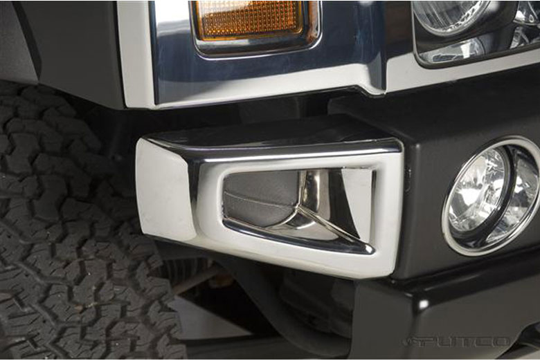 2008 Hummer H2 Front Bumper Cover