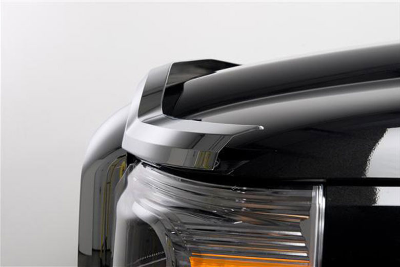 2014 Ford F-350 Element Hood Shields