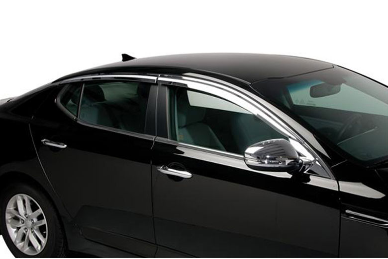 2012 Kia Optima Element Window Visors