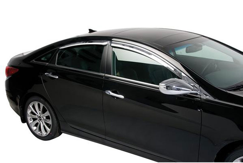 2013 Hyundai Avante Element Window Visors
