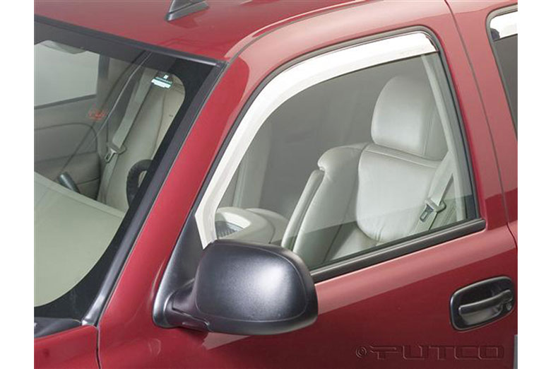 2006 Chevrolet Avalanche Element Window Visors