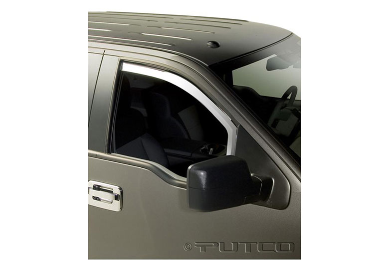 2006 Lincoln Mark LT Element Window Visors