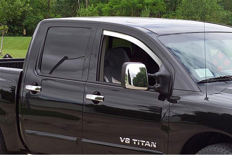 2006 Nissan Titan Element Window Visors