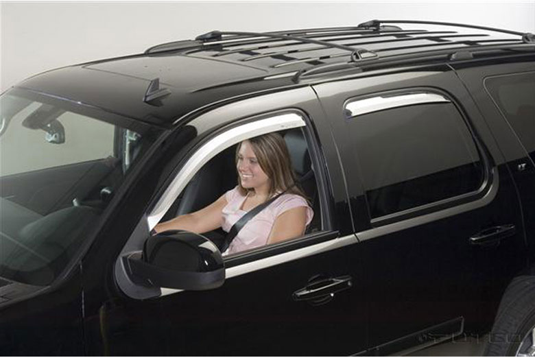 2007 GMC Yukon Element Window Visors