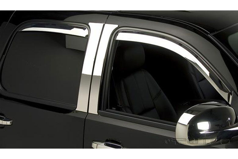2009 Chevrolet Suburban Element Window Visors
