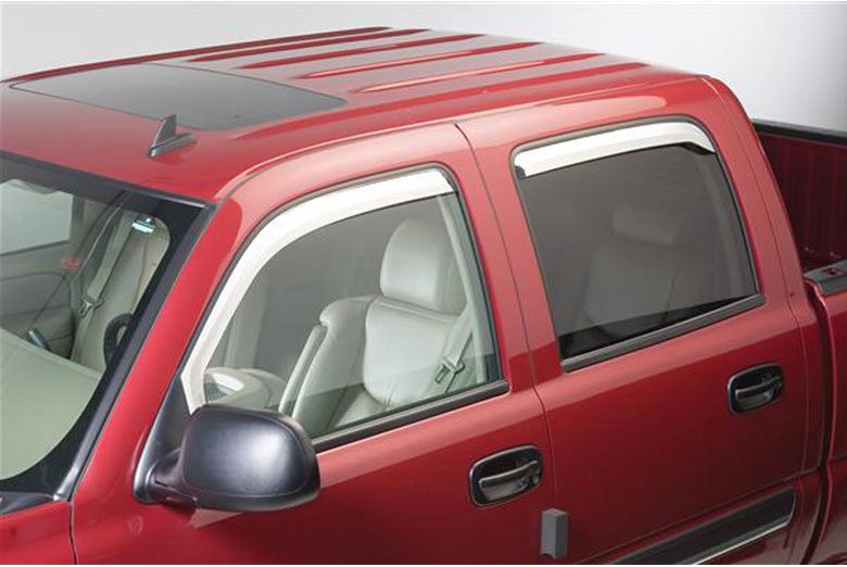 2012 Dodge Ram Element Window Visors