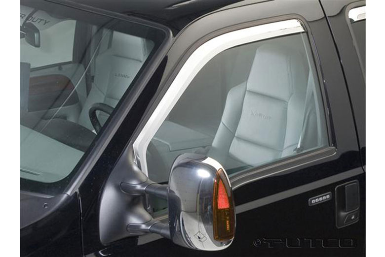 2014 Ford F-350 Element Window Visors