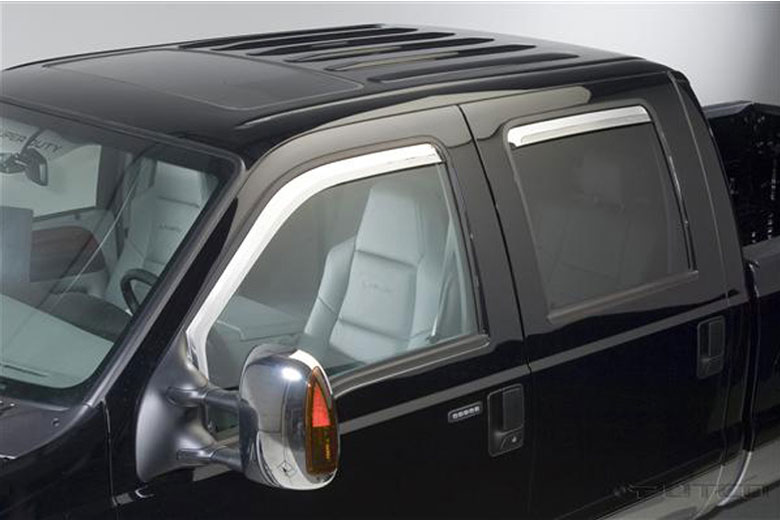 2001 Ford F-350 Element Window Visors